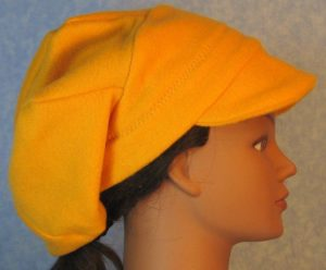 Newsboy-Mustard Yellow-right