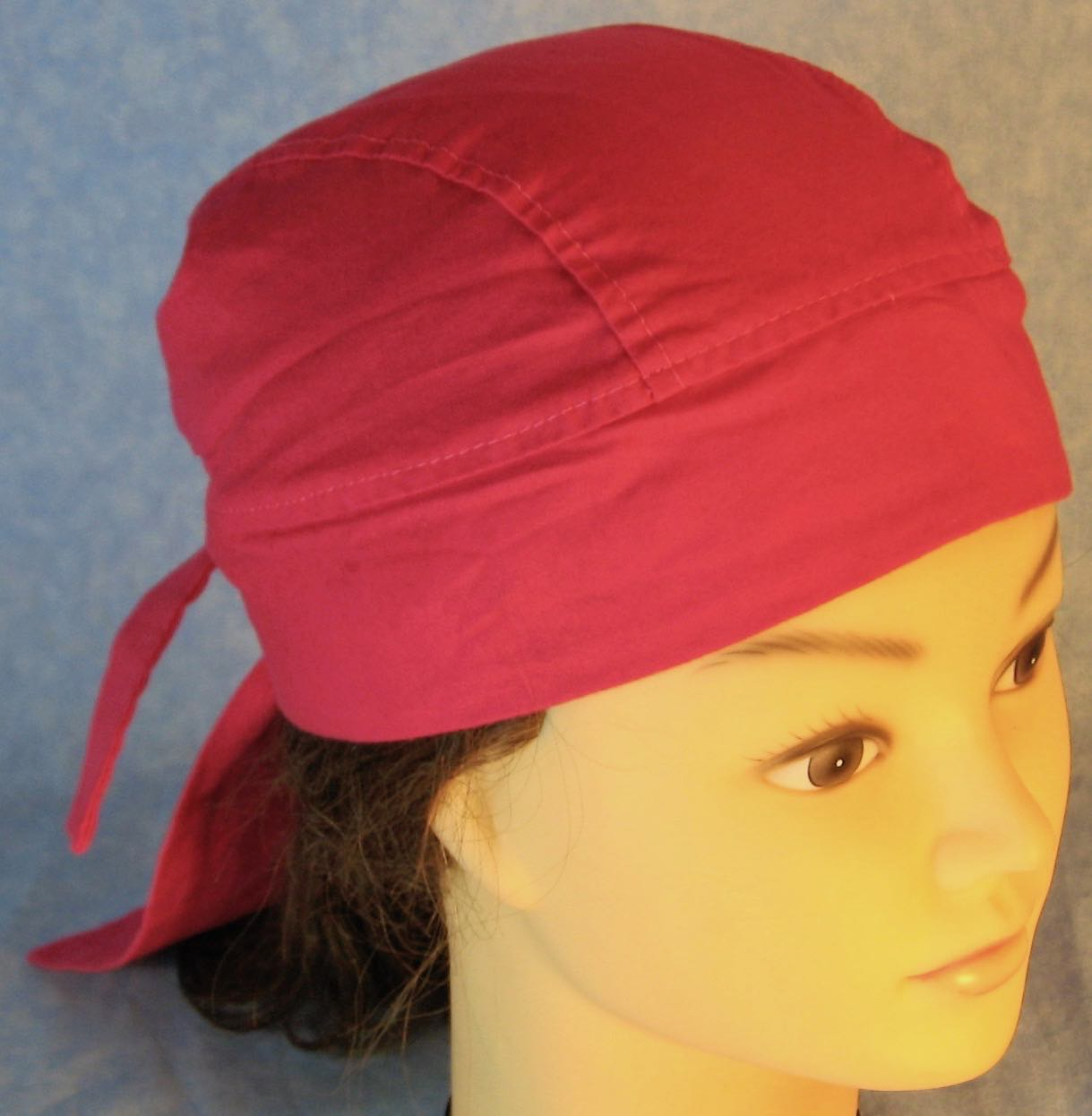 Do Rag in Bright Pink-Youth L-XL-Adult S