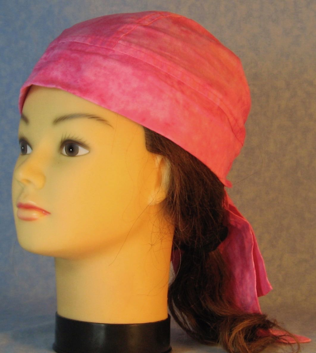 Do Rag in Pink Pink Tonal-Adult M-XL