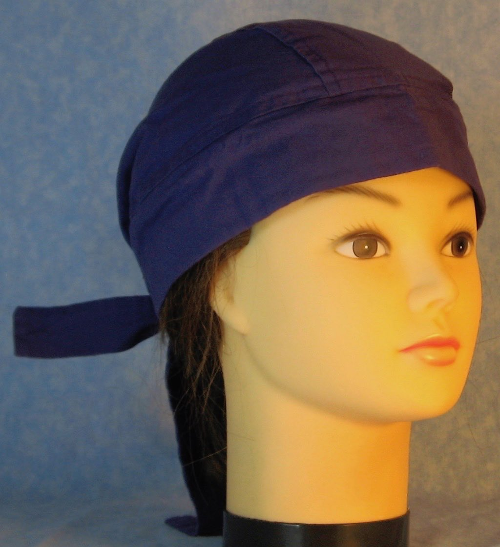 Do Rag in Purple Royal-Adult M-XL