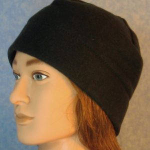 Beanie-Black-left