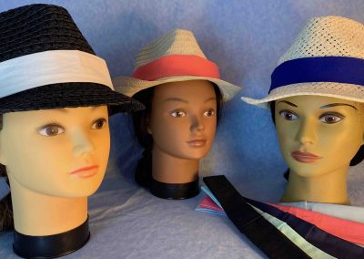 Fedora Hats & Bands SS0319