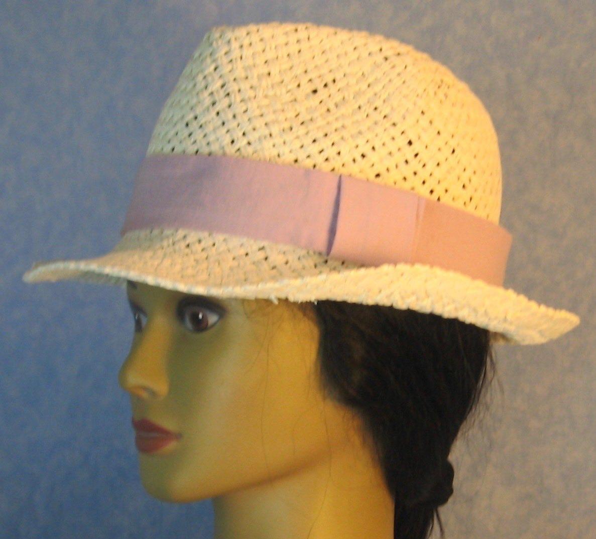 Fedora Hat Band-Pale Lavender