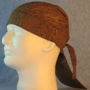 Do Rag in Brown Wood Oak-left