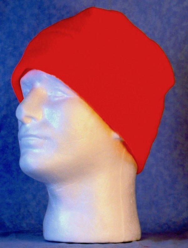 Band Cap-Fluorescent Orange-left
