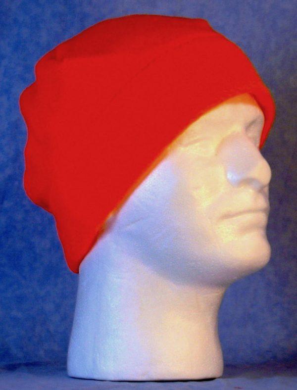 Band Cap-Fluorescent Orange-right