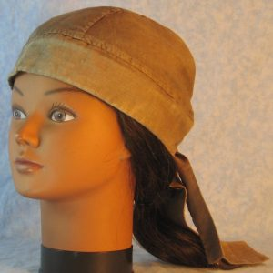 Do Rag in Brown Nomex-left