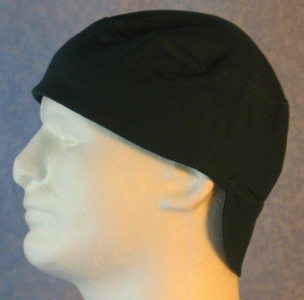 Welding Cap in Dark Green-left
