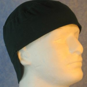 Welding Cap in Dark Green-right