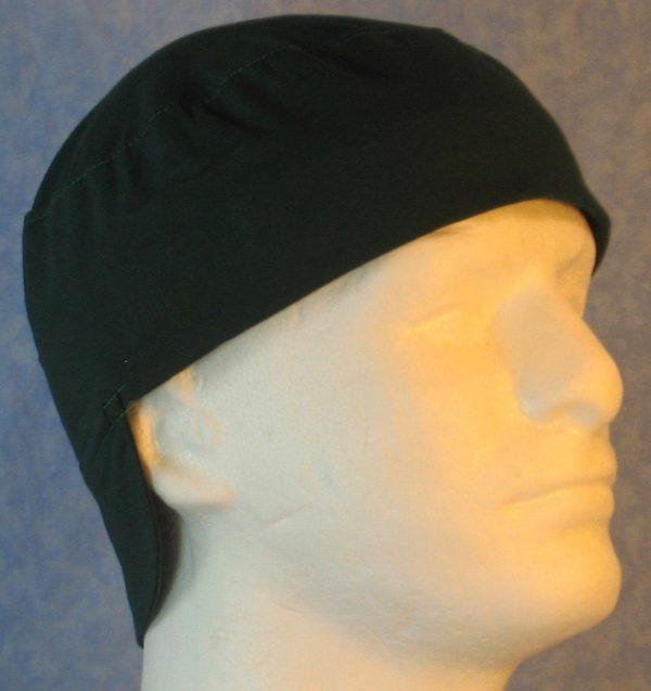Welding Cap in Dark Green-right