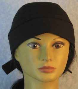 Do Rag in Black-front