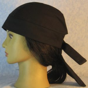 Do Rag in Black-left