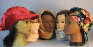 Slouchy Drawstring Headwear on 5 20