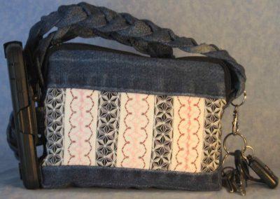 Becky's Jeans Swedish Weaving Purse 031320