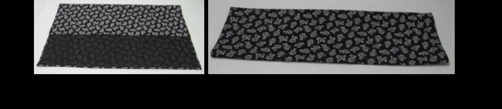 Bandana Face Mask - Fold in Thirds