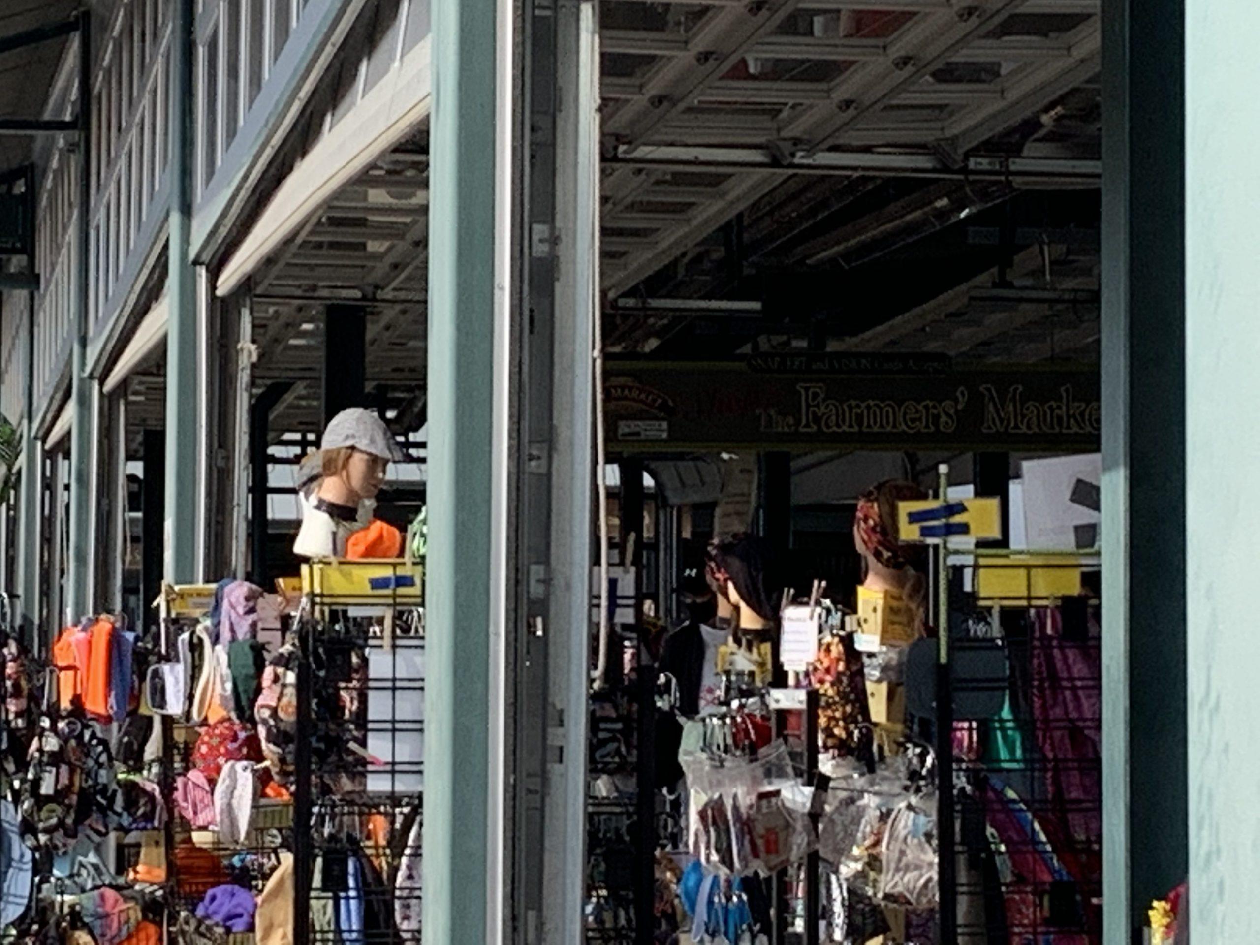 Kansas City City Market Farmers Market Pavilion 1020