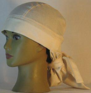 Hair Bag in Natural Nomex in HT315 - left