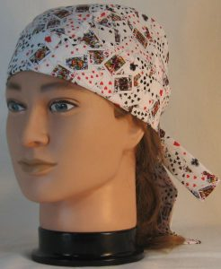 Do Rag in Playing Cards on White - front left