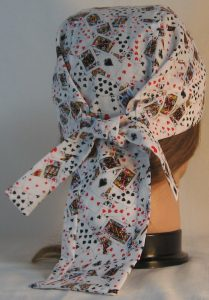 Do Rag in Playing Cards on White - back