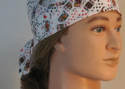 Do Rag in Playing Cards on White - front right
